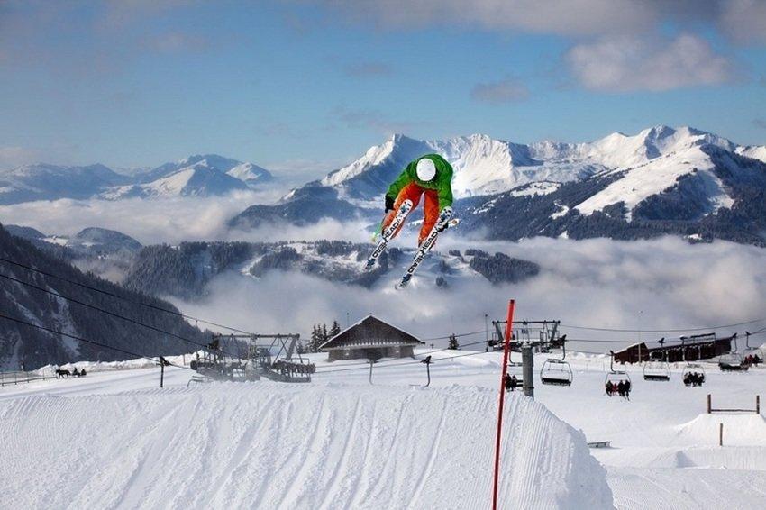 Туры в Альпы в Авориаз